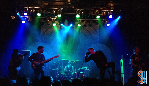 Between the Buried and Me & Deafhaven The Phoenix Toronto March 2014-3