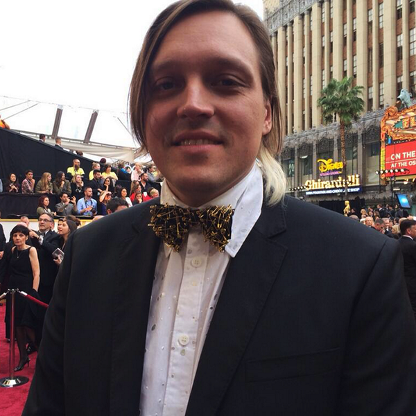 Win Butler Oscars 2014