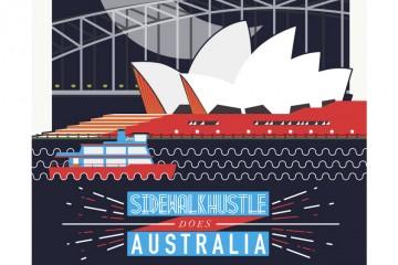 Sidewalk Hustle Australia