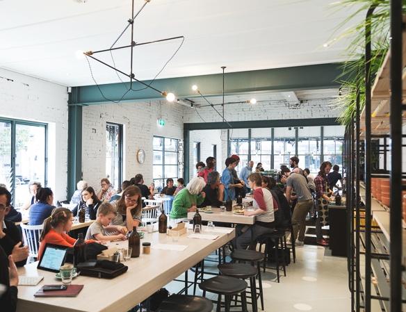 BARRY Cafe Northcote, Melbourne-3
