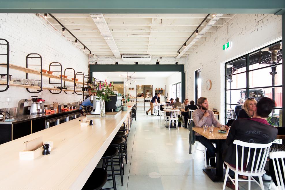 BARRY Cafe Northcote, Melbourne-9