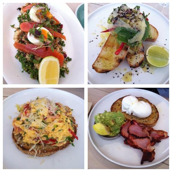 BARRY Cafe Northcote, Melbourne