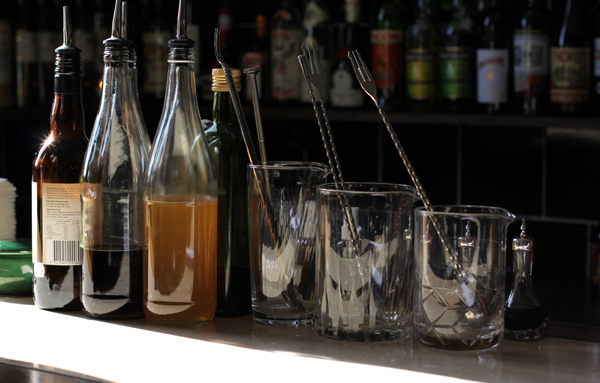 Barware at Thomas Olive Melbourne