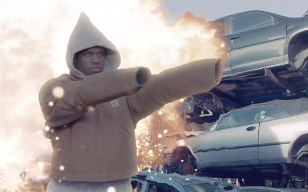 A$AP Ferg Let It Go Music Video