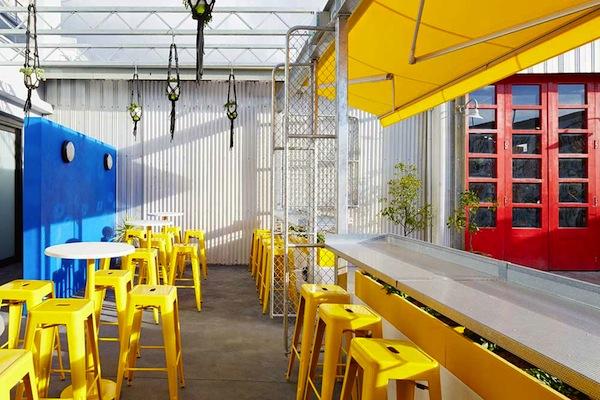 Young Bloods Diner Melbourne