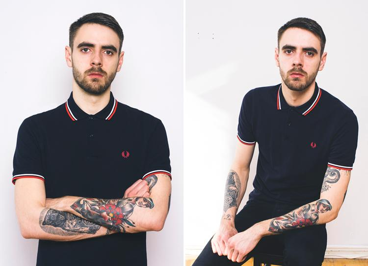 Fred Perry Toronto Portrait Series-3