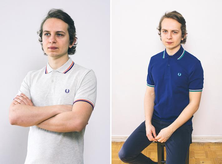 Fred Perry Toronto Portrait Series-4