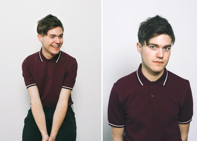Fred Perry Toronto Portrait Series-6