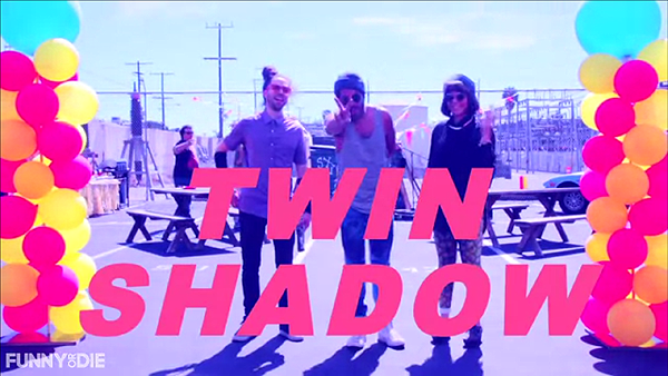 Twin Shadow Play In A Dumpster At SXSW for Funny or Die
