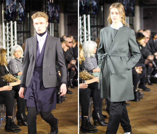 Antonio Azzuolo Fall Winter 2014 The shOws