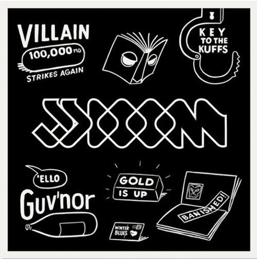 JJ DOOM Bookhead Doom Remix