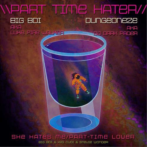 Big Boi Part Time Hater Kid Cudi Stevie Wonder