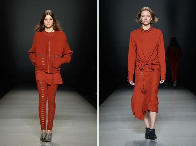 Beaufille Fall Winter 2014 Toronto Fashion Week