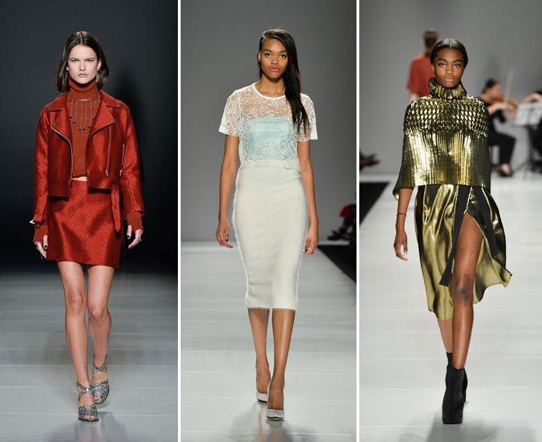 Beaufille, LINE Knitwear, Sid Neigum Fall Winter 2014 Toronto Fashion Week