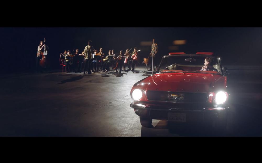 Kenzo Automobile Waltz 2014 VIdeo Lookbook