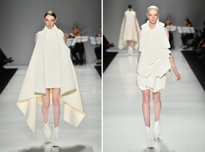 Sid Neigum Fall Winter 2014 Toronto Fashion Week