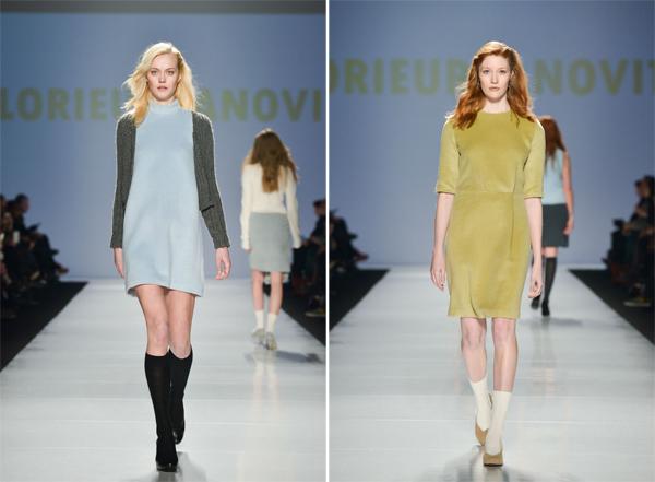 Malorie Urbanovitch Fall Winter 2014 Toronto Fashion Week