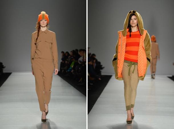 Joe Fresh Fall Winter 2014 Toronto Fashion Week