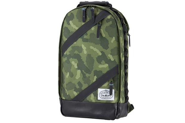 Poler Excursion Green Camo Excursion Pack