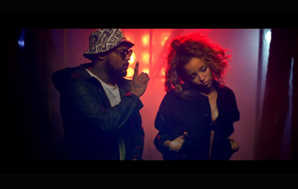 Tinashe 2 On SchoolBoy Q Music Video