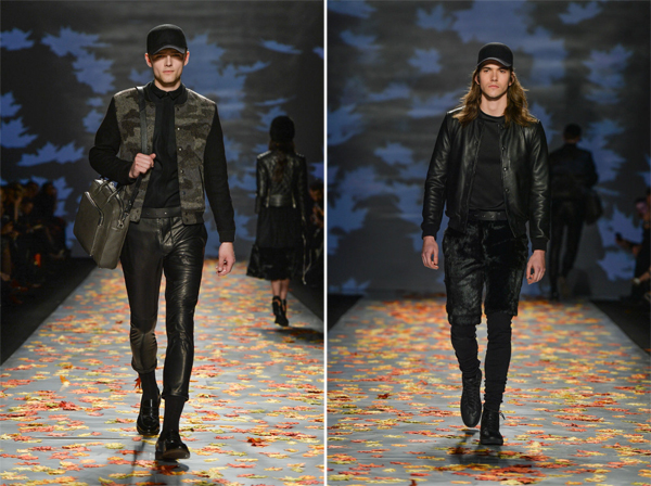 Mackage Fall Winter 2014 at Toronto Fashion Week-2