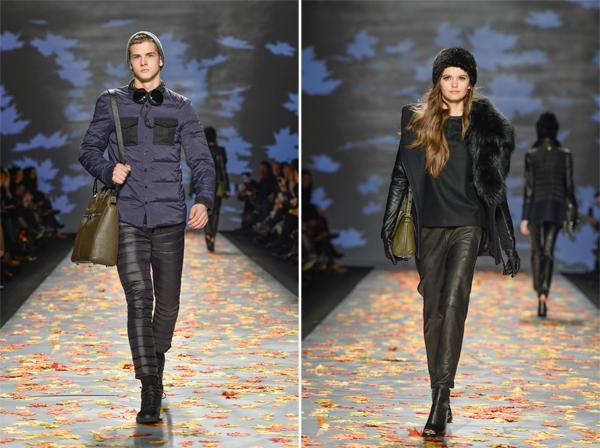 Mackage Fall Winter 2014 at Toronto Fashion Week-7