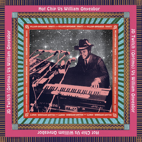 Hot Chip Atomic Bomb William Onyeabor Cover