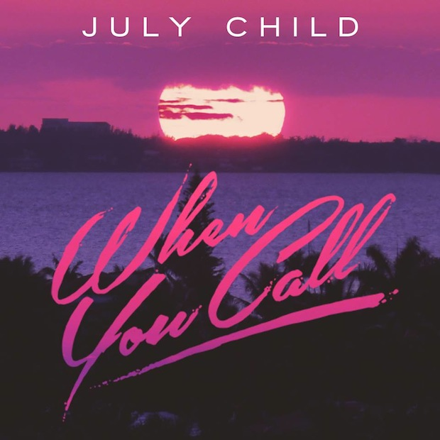 july-child-when-you-call-artwork