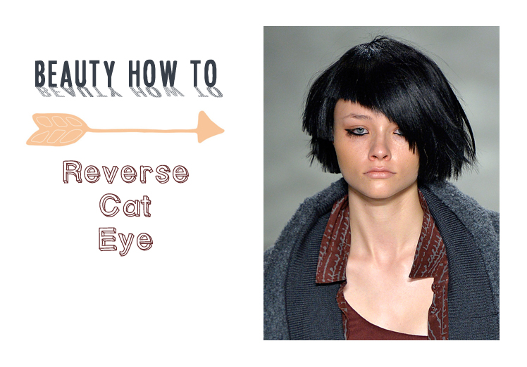 How To Reverse Cat Eye