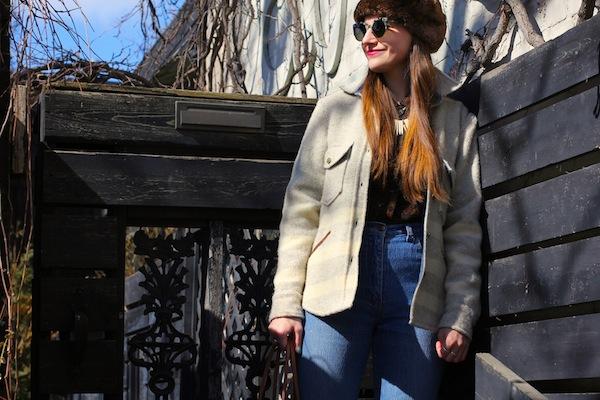 Toronto Fashion Week Spring 2014 Outfit-2