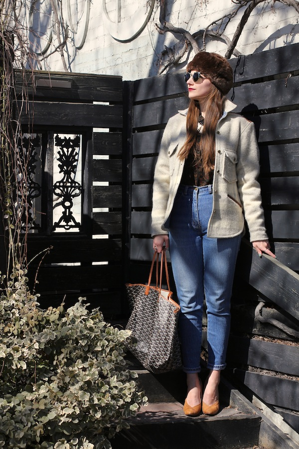 Toronto Fashion Week Spring 2014 Outfit