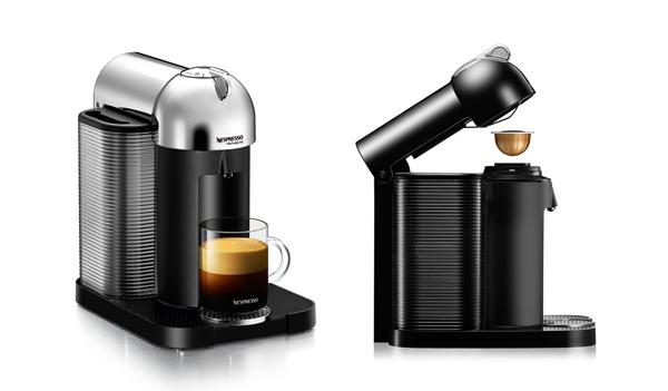 how to use a nespresso machine vertuoline