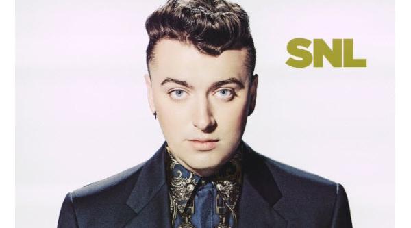 Sam Smith SNL 2014