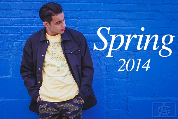 Acapulco Gold Spring 2014 Lookbook - 1