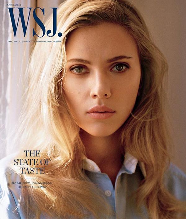Scarlett Johansson for WSJ Magazine April 2014-6