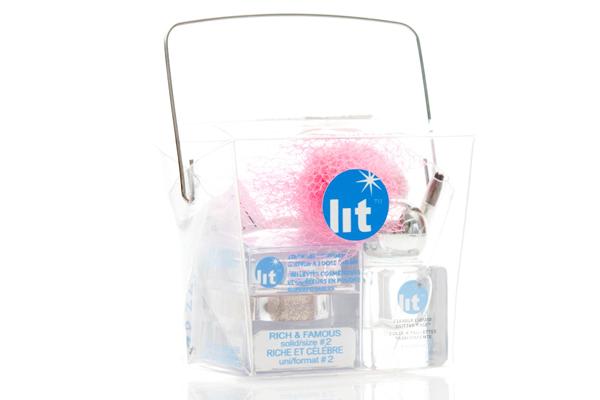 Holographic Glitter Kit f rom LIT Cosmetics
