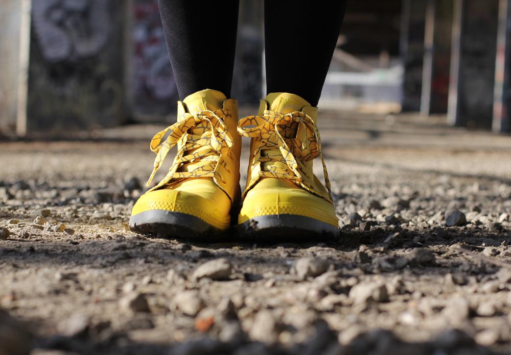 Sidewalk Hustle x Palladium SS 2014