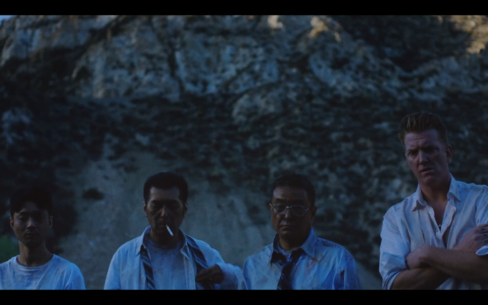 Queens of the Stone Age Smooth Sailing Video