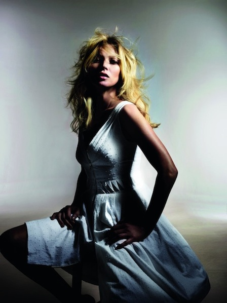 Kate Moss x Topshop Lookbook-8
