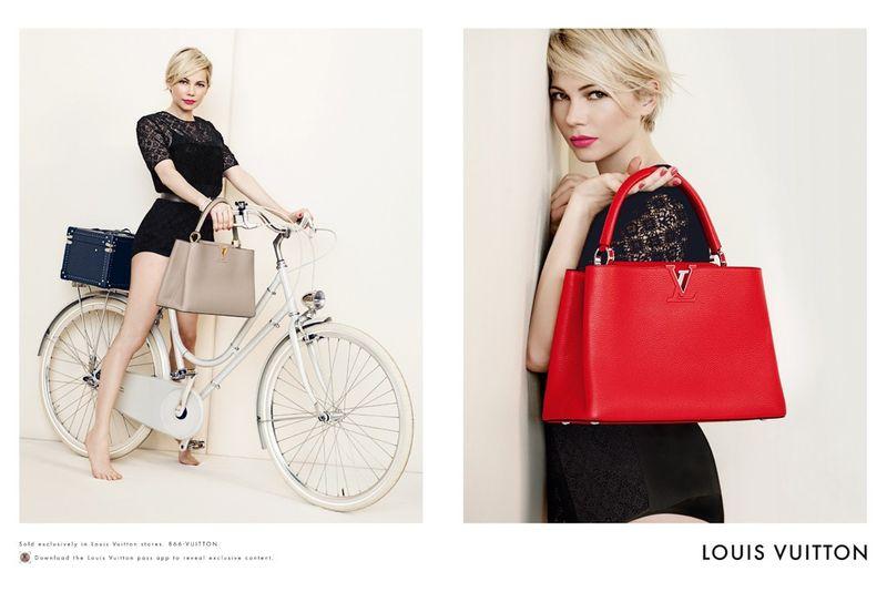 Michelle Williams for Louis Vuitton-2