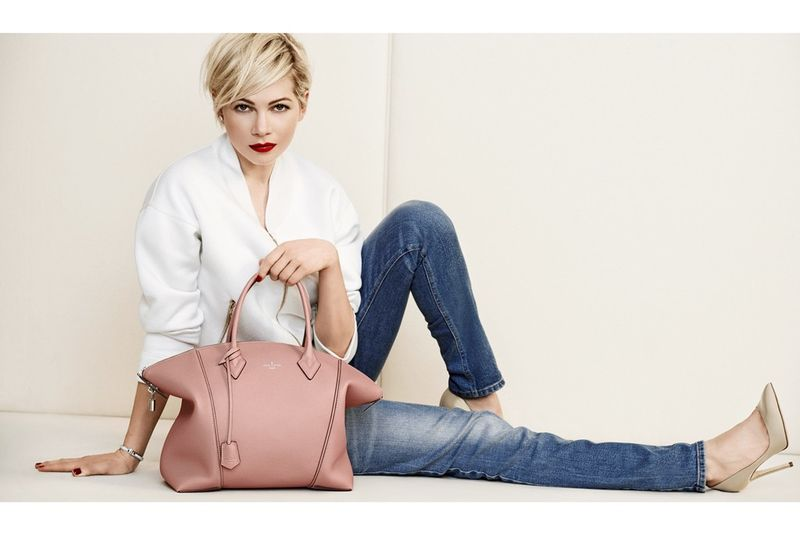 Michelle Williams for Louis Vuitton -3