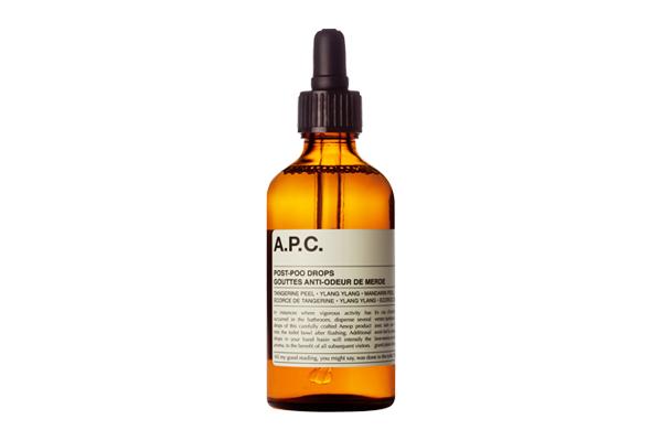 Aesop A.P.C. Post-Poo Drops