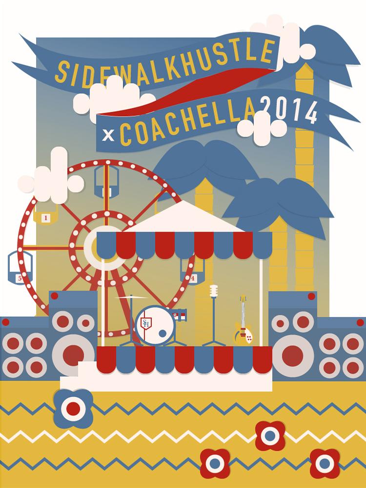 Sidewalk Hustle x Coachella x JBL Audio-2
