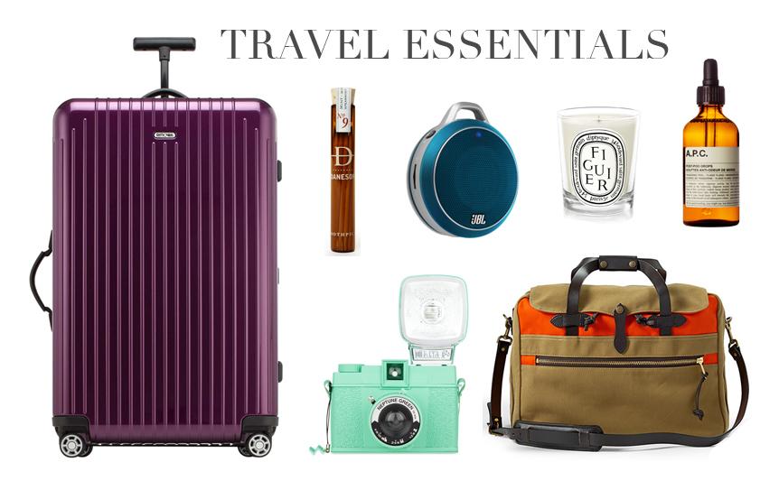 Spring Summer Travel Essentials