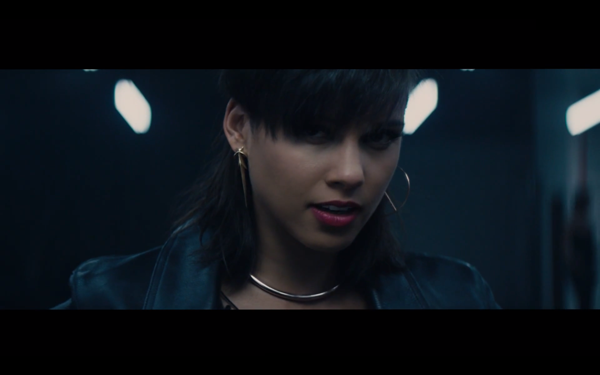 Alicia Keys Its On Again featuring Kendrick Lamar Video