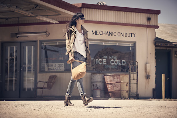 Timberland S14 Women's Look 2