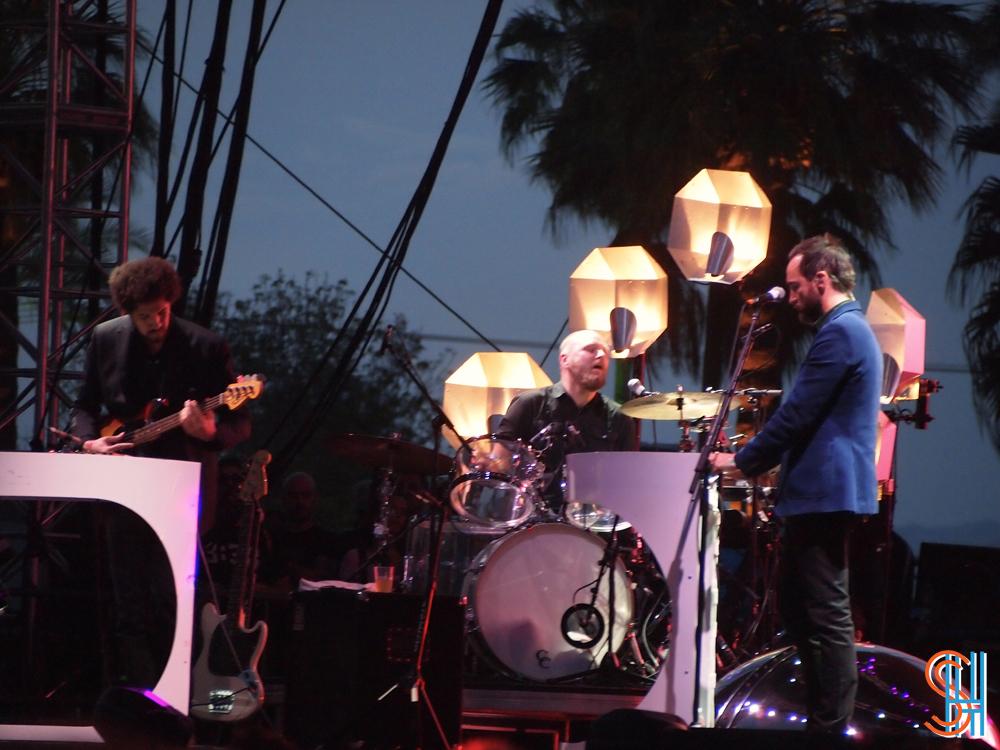 Broken Bells at Coachella 2014