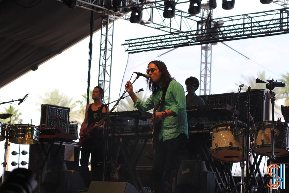 Holy Ghost! Coachella 2014 - weekend 2