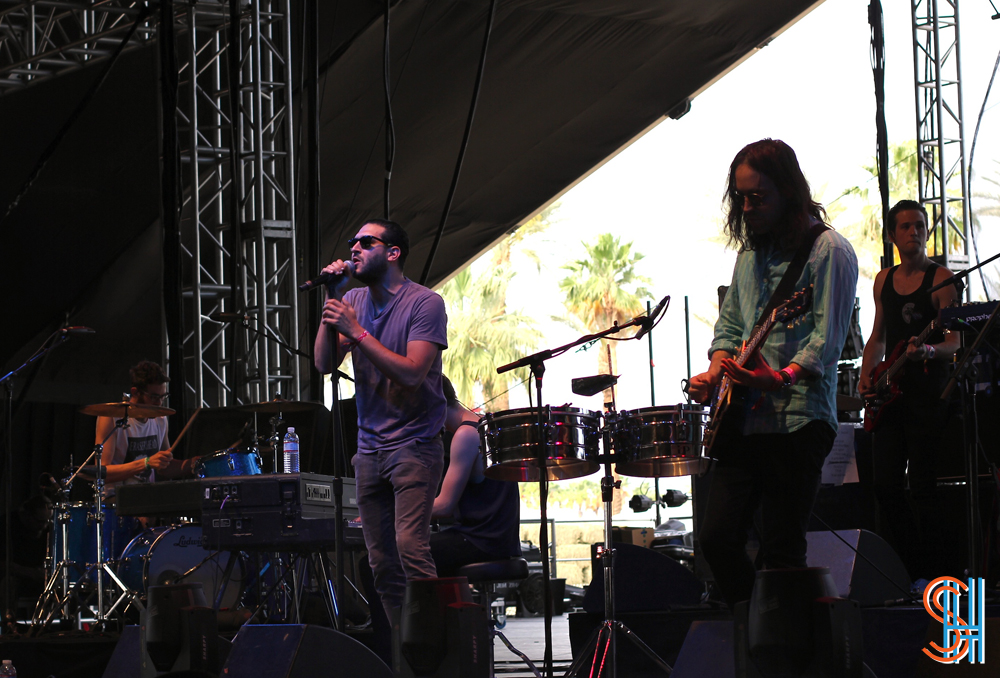 Holy Ghost! Coachella 2014 weekend 2