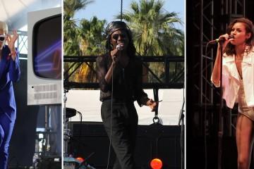 Coachella 2014 Classixx, Blood Orange, YACHT, Aluna George